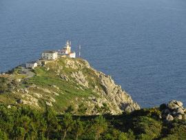 Cabo Fisterra - Leuchtturn