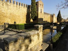 Córdoba - Stadtmauer