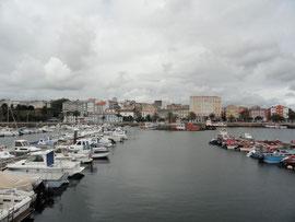 Ferrol - Hafen