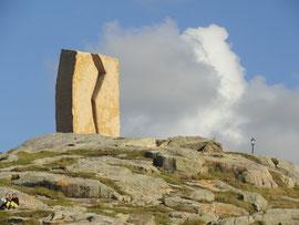 Muxia - A Ferida Freiwilligen-Denkmal Prestige-Katastrophe