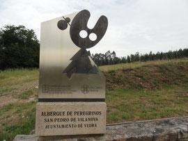 San Pedro de Vilanova - Herberge