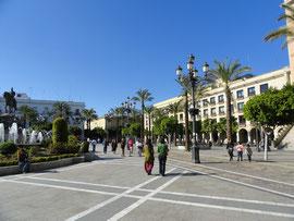 Jerez de la Frontera - Plaza del Arenal
