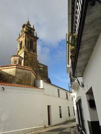 Fuentes de León - Kirche Nuestra Señora de los Ángeles