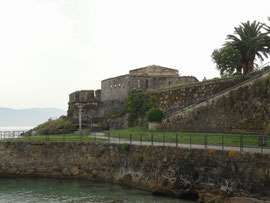 Finisterre - Castelo de San Carlos