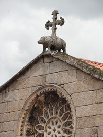 Betanzos - Kloster San Francisco