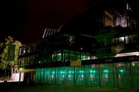 Weser-Stadion bei Nacht, Bremen, 2011