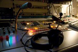 TV-Studio, Radio Weser TV, Bremen, 2011