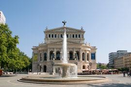 Alte Oper, Frankfurt, 2011