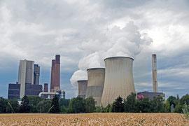 Kohlekraftwerk, Weisweiler, 2011