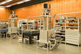 Atomuhr CSF1 und CSF2 in der Physikalisch-Technischen Bundesanstalt, Braunschweig, 2011