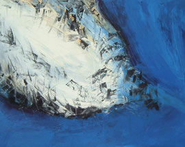 2014, Öl auf Leinwand, 120 x 100 cm