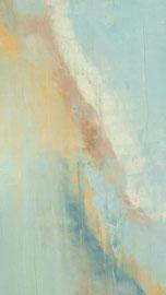 2014, Öl auf Leinwand, 100 x 70 cm