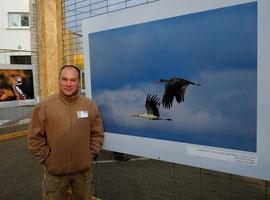 Expo des 100 ans de la LPO MONTIER en DER Novembre 2012 © Claude FEIGNE