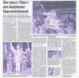 Montag, 16. Januar 2012, Märchenprinzenproklamation