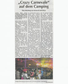 Sonntag, 12. Februar 2012, Carnevale