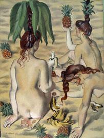 Femmes-fruits