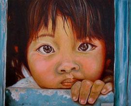 An-shi (olio su tela) 40x50-2014