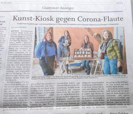 Schweriner Volkszeitung, 18.05.2020