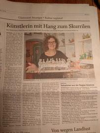 Schweriner Volkzeitung, 16.05.2018