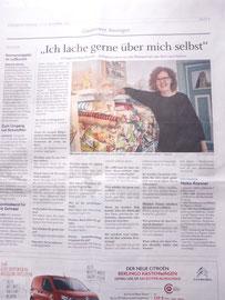Schweriner Volkszeitung, 17./18.11.2018