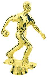 "TFS902 - 5"" Male Bowling Figure"