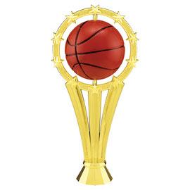 "TFSBB303 -6-1/4"" Basketball Spinner Figure"