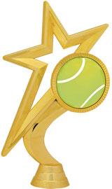 """TFS833 - 6-1/2"""" Tennis Star Figure"""