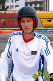 Platz 2 - Pjotr Oreshnikov # 7 (Baku)
