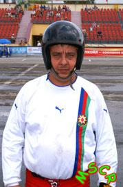 Platz 1 - Nasimi Abbasov # 6 (Baku)