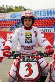 Vladimir Sosnitsky # 3 (K)