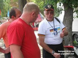 Ukraine 2009: MSCR mit Roman Kogut aus der UA