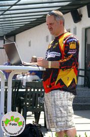 Thomas Staudt (MSC Ubstadt-Weiher) Pressesprecher
