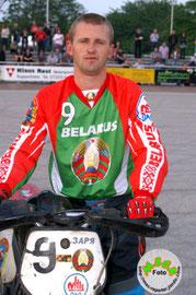 Platz 3:  Sergej Kuprianchik (Zaria) # 9