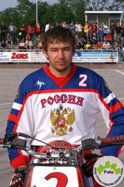 Platz 3:  Anton Gusev (Russland)