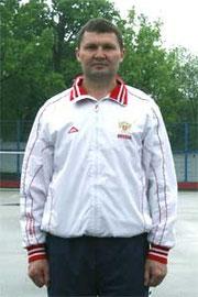 Andrey Pavlov Trainer