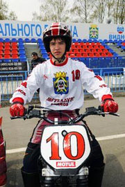 Nikita Semin # 10