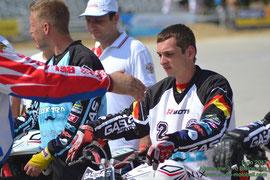 Platz 4  Kevin Fröhlich (MSC Ubstadt-Weiher)