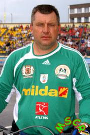 Platz 2:  Eduardas Steckis (Milda)
