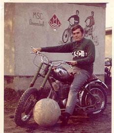 Seelze ca. 1971: MSCR noch aktiv. Lang, lang ist´s her......
