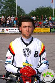 Platz 4:  Manuel Fitterer (MSC Taifun Mörsch)