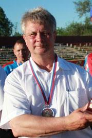 Evgenij Eremenko Trainer