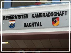 Besuch Reservisten Kameradschaft Bachtal 15./16.10.2016