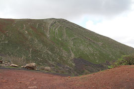 Caldera der Montana Guidilama