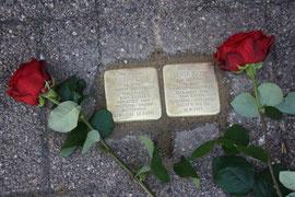 Ehepaar Katz, Haus Kasseler Straße 10