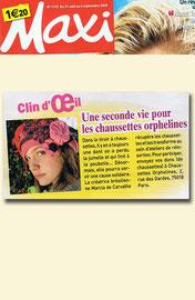 Maxi Magazine - France