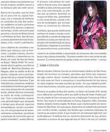 Persona Mulher Magazine - Brésil