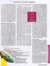 Marianne Magazine - France