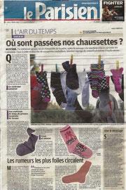 Journal Le Parisien - France