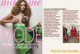 Madame Figaro Magazine - France