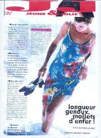 Jeune & Jolie Magazine - France